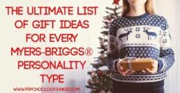 #MBTI Gift Guide! #INFJ #INFP #ENFJ #ENFP #INTJ #INTP #ENTJ #ENTP #ISFP #ISTP #ISTJ