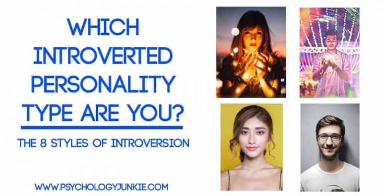 Which Introverted Personality Type Are You? Discovering the 8 Styles of Introversion