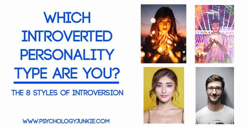 Which introverted personality type do you have? #INFJ #INFP #ISTP #ISFP #ISTJ #ISFJ