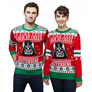 Star Wars Darth Vader shirts from ThinkGeek
