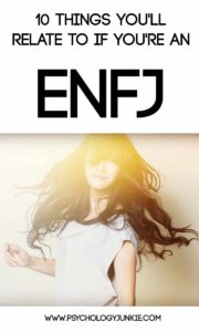 What it's really like to be an #ENFJ