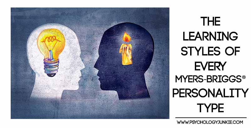 Learning Styles of Every Myers-Briggs Type #MBTI