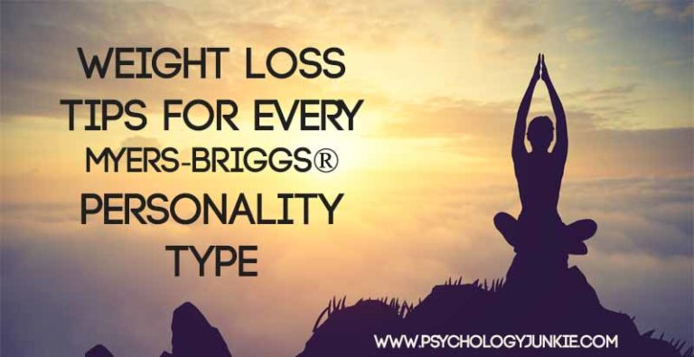 Health and Weight Loss Tips for Every Myers-Briggs® Personality Type
