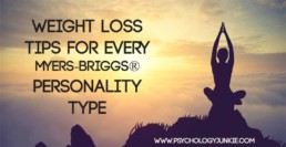 Weight loss tips for each #MBTI type!