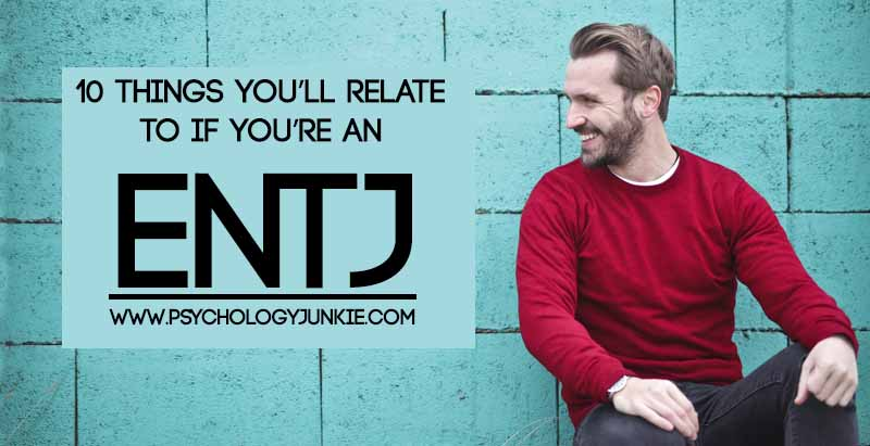 #ENTJ fun facts you can relate to! #MBTI