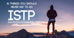 What should you never say to an #ISTP? Find out! #MBTI