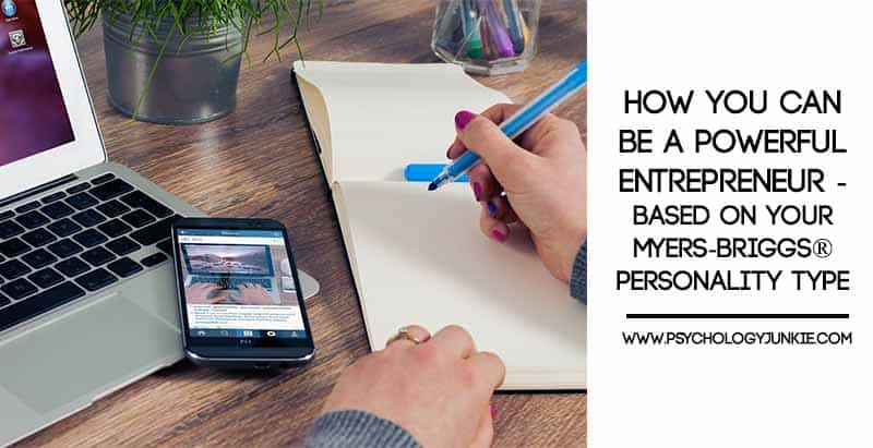 How each #MBTI type can succeed at business! #entrepreneur #MBTI #INFJ #INTJ #INFP #ENFP #ENTP #INTJ #ESFJ #ESTJ #ISTJ #ISFJ #ISTP #ESTP