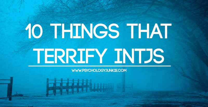10 Things That Terrify INTJs - According to 300 INTJs - Psychology