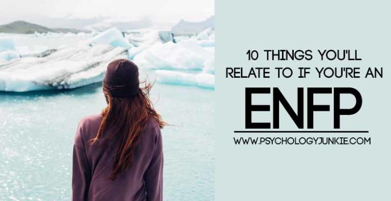 10 Things You'll Relate to If You're an ENFP