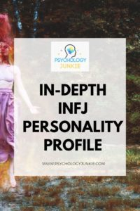 Get an in-depth look at the unique #INFJ personality type! Find out their strengths, weaknesses, relationship needs, and more! #MBTI #Personality