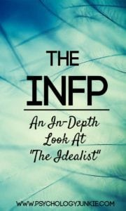 INFP In-Depth Profile - A Look At