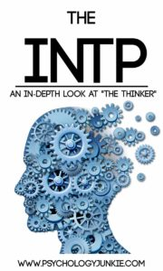 The INTP Personality Type In-Depth - Understanding
