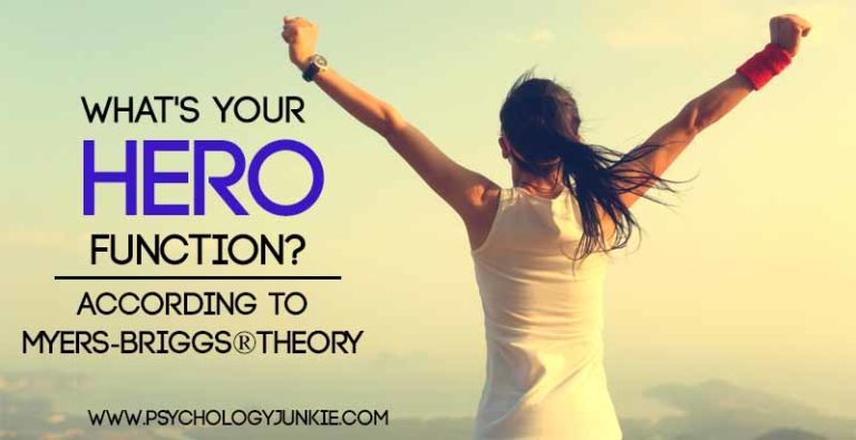 "What's Your ""Hero"" Function? According to Myers-Briggs® Theory"