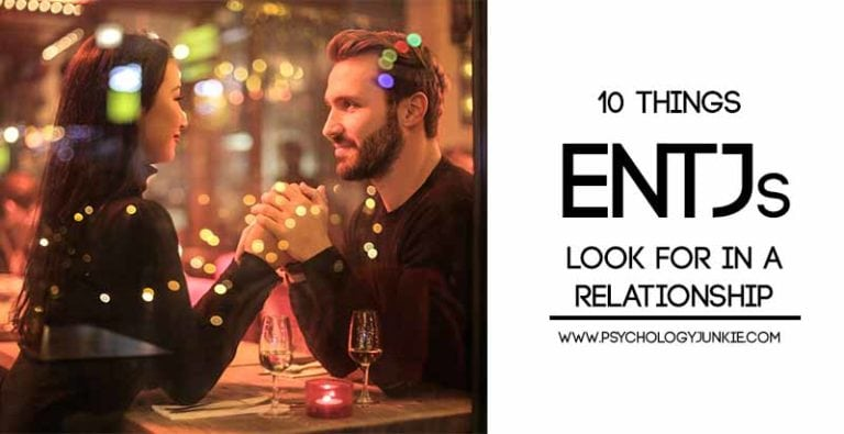 10 Things ENTJs Look For in a Relationship