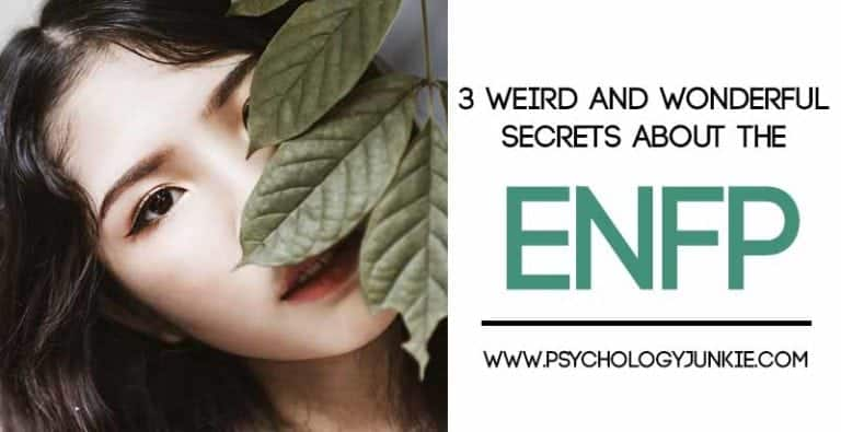 3 Weird and Wonderful Secrets About the ENFP Personality Type