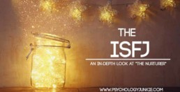 An in-depth look at the #ISFJ personality type! #MBTI #personality