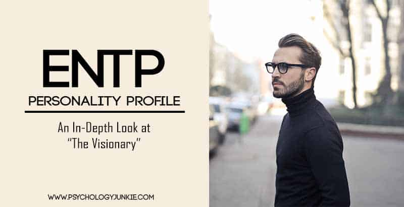 An in-depth #ENTP profile! #personality #MBTI