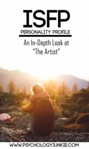 An in-depth look at the #ISFP personality profile! #personality #MBTI #personalitytype