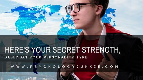 The Secret Strength of Each #Personality Type! #MBTI #personalitytype #myersbriggs #INFJ #INTJ #INFP #INTP #ENFP #ENTP #ENTJ #ENFJ #ISTJ #ISFJ