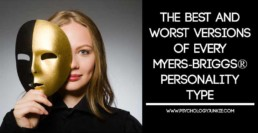 The best and worst versions of each #MBTI type! #personality #INFJ #INTJ #INFP #INTP #ENFJ #ENFP #ENTP #ISTJ #ISFJ
