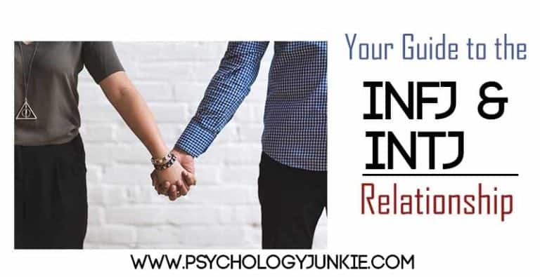 Your Guide to the INFJ and INTJ Relationship