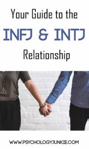 Are #INFJs and #INTJs compatible? Find out! #MBTI #personality #INFJ #INTJ