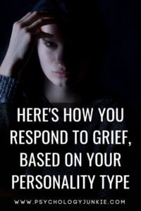 Discover how each #personality type responds to grief. #MBTI #myersbriggs #grief #personalitytype #INFJ #INTJ #INFP #INTP #ENFP #ENFJ #ISTJ #ISFJ #ISTP #ISFP