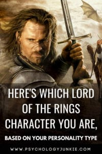 Discover which #LOTR character has YOUR #personality type! #MBTI #personalitytype #myersbriggs #INFJ #INTJ #INFP #INTP #fictionalmbti #ENTP #ENFP #ENFJ #ISTJ #ISFJ