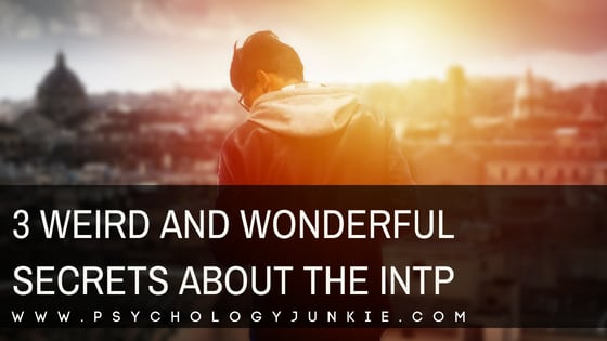 Discover fascinating secrets about the #INTP personality type! #personality #personalitytype #MBTI #myersbriggs