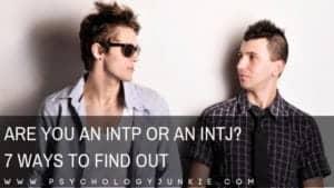 INTP or INTJ - Psychology Junkie