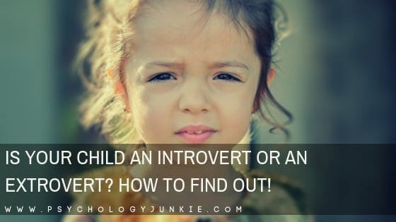 Is Your Child an Introvert or an Extrovert? How to Find Out