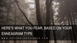 Discover your core fears, based on your #enneagram type! #Personality #personalitytype #enneagram6 #enneagram5 #enneagram4 #enneagram1