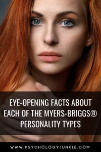 Discover some surprising facts about each #personality type! #MBTI #Myersbriggs #personalitytype