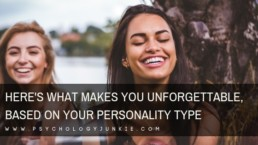 Find out what makes each #personality type unforgettable! #MBTI #Myersbriggs #Personalitytype #INFJ #INTJ #INFP #INTP #ENFP #ENFJ #ENTJ #ENTP #ISTJ #ISFJ