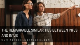 Discover the remarkable similarities between the #INFJ and #INTJ #personality types! #MBTI #Myersbriggs