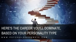 Find out which career you'd naturally excel at, based on your #personality type! #Personality #MBTI #Myersbriggs #INFJ #INTJ #INFP #INTP #ENFP