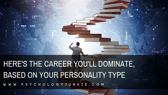 The Perfect Career for Each Myers-Briggs® Personality Type