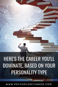 Here's the Career You'll Dominate, Based On Your Personality