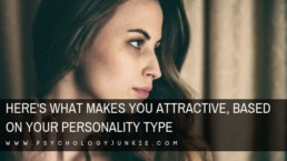 Find out the unique way each #personality type is attractive! #MBTI #Myersbriggs #personalitytype #INFJ #INTJ