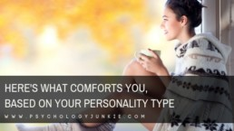 Find out how to comfort someone, based on their #personality type. #MBTI #Myersbriggs #INFJ