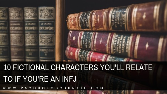 Discover 10 incredible #INFJ characters from your favorite books! #MBTI #Personality #Myersbriggs