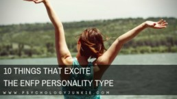 Discover what brings joy to the #ENFP #personality type. #MBTI