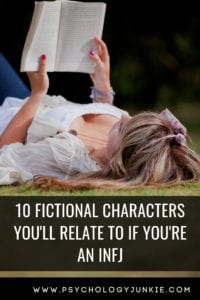 Discover 10 incredible #INFJ characters from your favorite books! #MBTI #Myersbriggs #personality