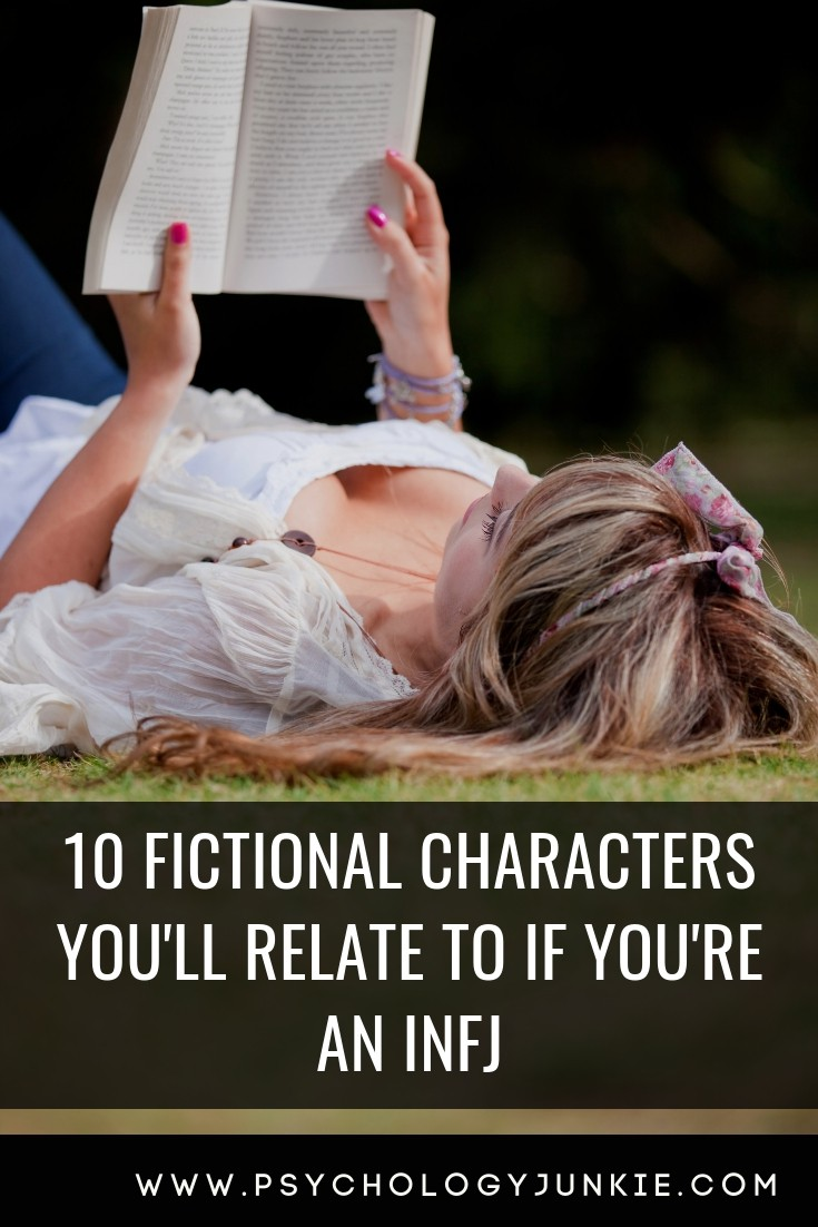 10 Fictional Characters You'll Relate to if You're an INFJ
