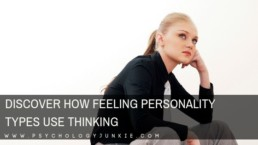 Find out how feeling #personality types use their thinking process. #MBTI #INFJ #INFP