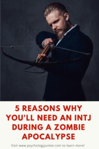 Find out why #INTJs excel during crisis scenarios! #MBTI #Personality