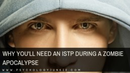 5 Reasons Why You'll Need an #ISTP during a zombie apocalypse! #MBTI #Personality #personalitytype #typology