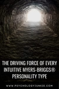 Discover the driving ambition of every #personality type. #MBTI #INFJ #INTJ #INFP #INTP