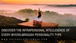 Take a look at the intrapersonal intelligence of every #Personality type. #MBTI #INFJ #INTJ #INFP #INTP #ENFJ #ENTJ