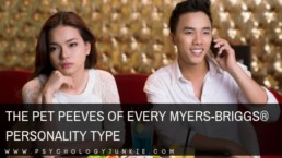 Find out the pet peeves of every #MBTI #personality type. #Myersbriggs #INFJ #INTJ #INFP #INTP